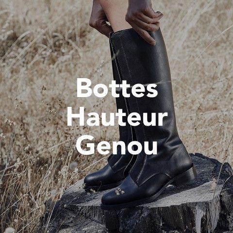 Chaussures véganes - Bottes hauteur genou