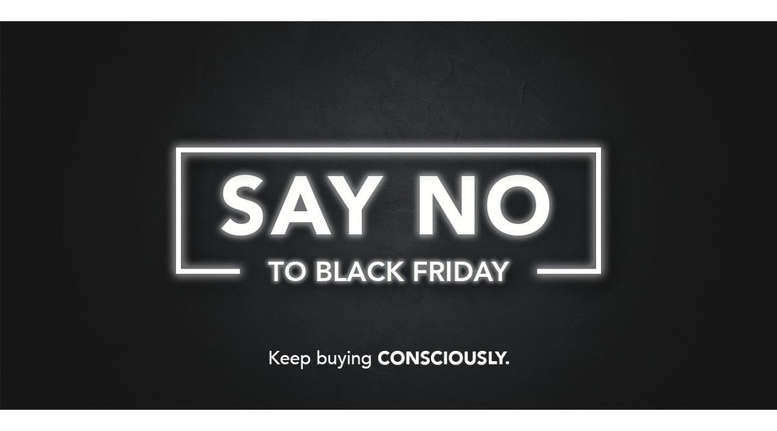#NoBlackFriday