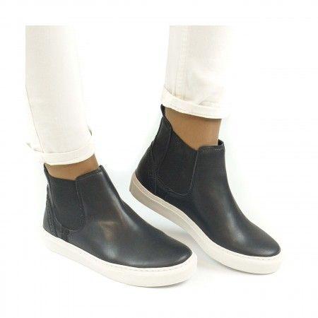 Niza Black Vegane Sneakers