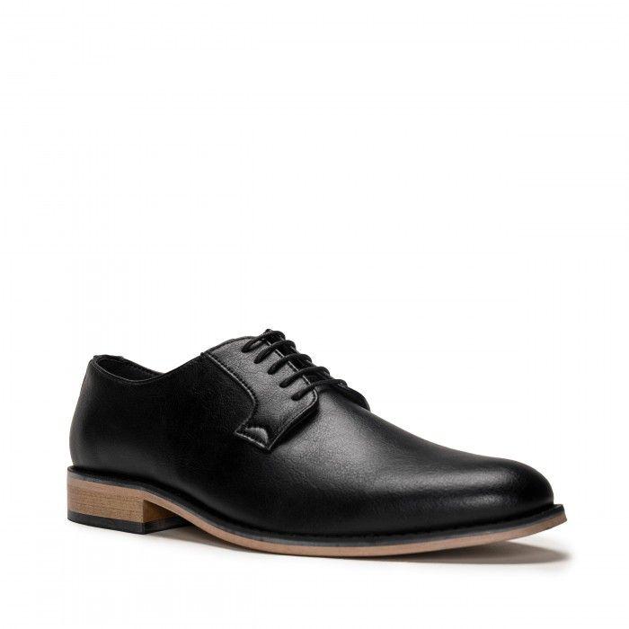 Jake black Vegan Shoes