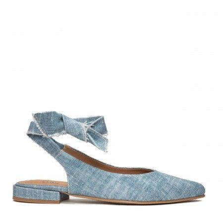 Beth Azul  Zapatos Veganos