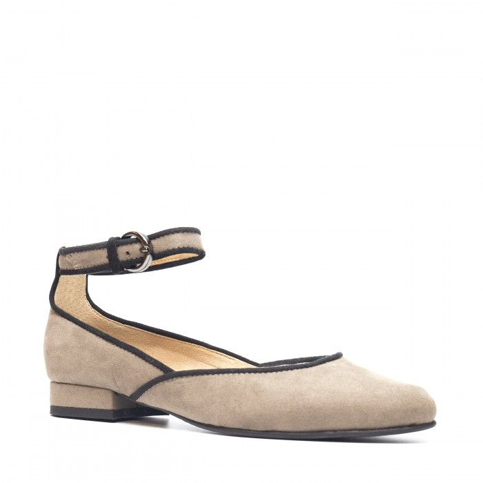 Leen Grey Vegan Shoes