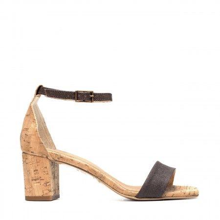 Margot Cork Vegan Sandals