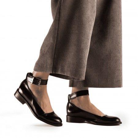 Lola Micro Black Chaussures véganes