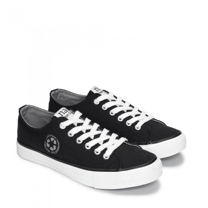 Reclaim Black Zapatillas Veganas