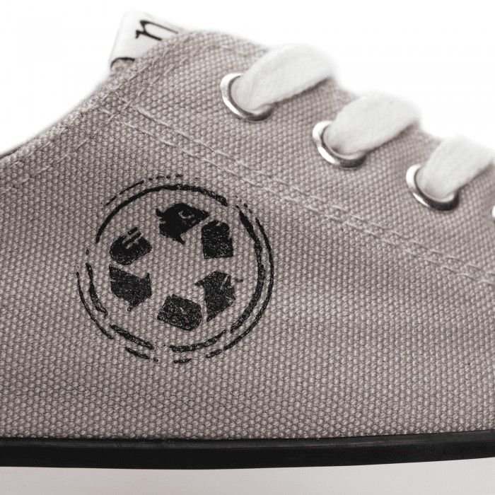 Reclaim Grey Vegan Sneakers