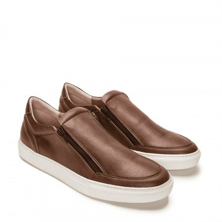 EFE Brown Vegan Sneakers