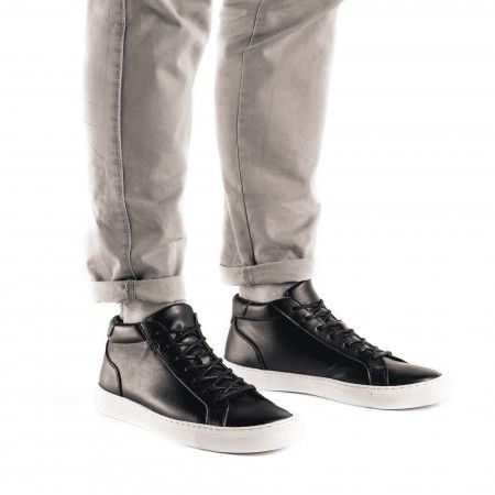 Matt Black Zapatillas Veganas