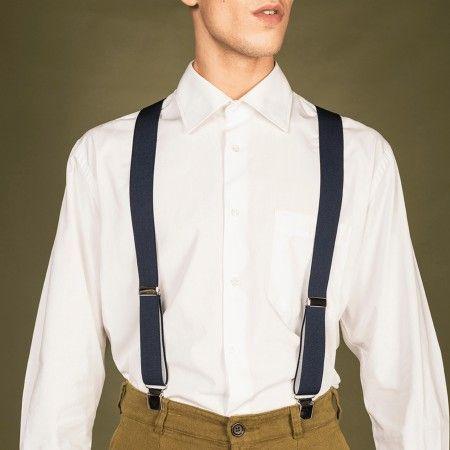 Victor elastic vegan braces/suspenders