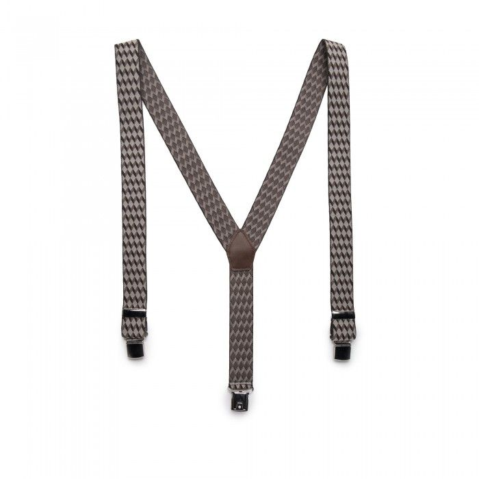 Hugo elastic vegan braces/suspenders