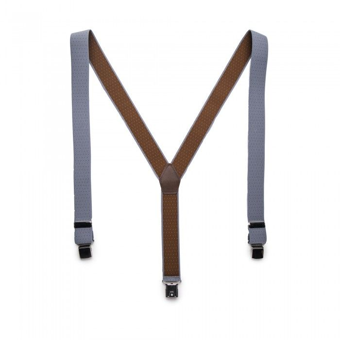 Adam elastic vegan braces/suspenders