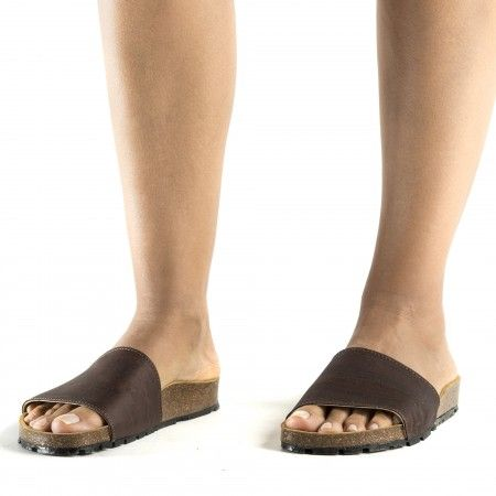 Bay Cork vegan sandal