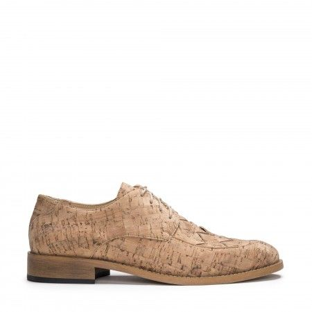 Dante Cork Vegan Shoes