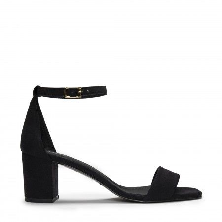 Margot Black sandalias veganas