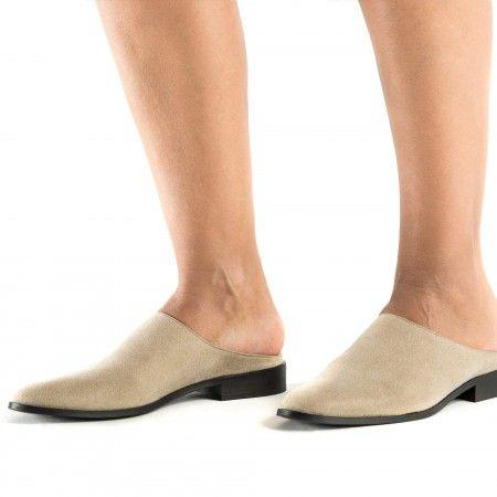 Zoe Beige chaussures veganes