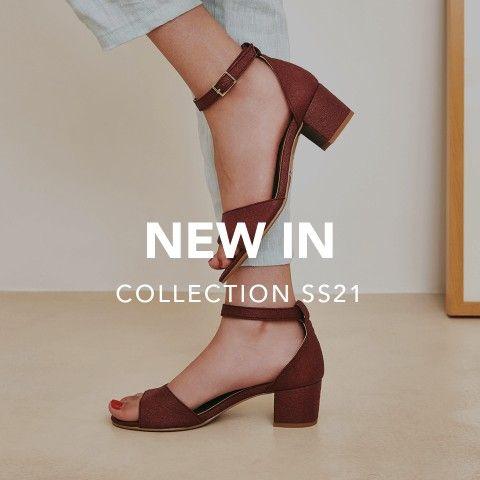 Chaussures véganes - Collection femme printemps été