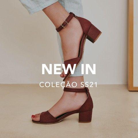 Sapatos vegan - Coleção mulher primavera verão