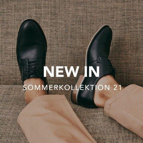 Vegane Schuhe - Frühling Sommer Mann Kollektion