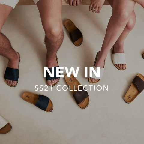 Vegan Shoes - Unisex Spring Summer Collection