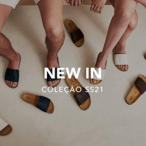 Sapatos Vegan - Coleção unisexo primavera verão