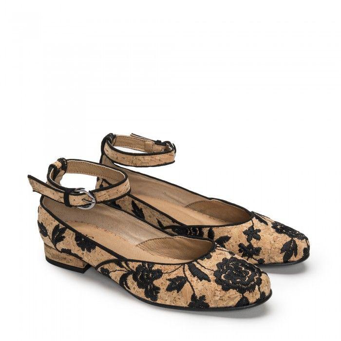 Leen Cork vegane Schuhe