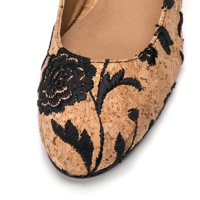 Lina Cork vegane Schuhe