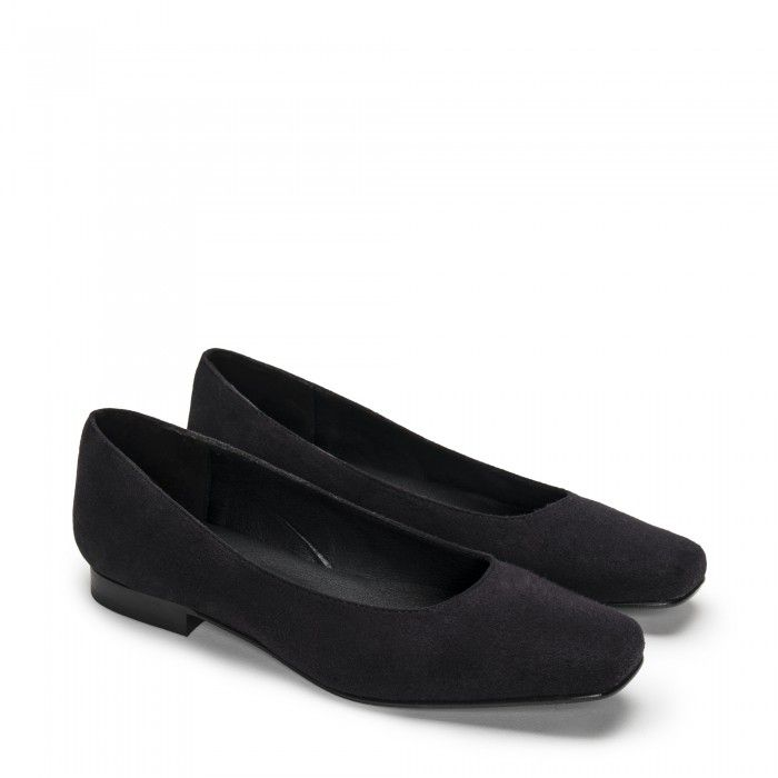 Louise Black bailarinas vegan