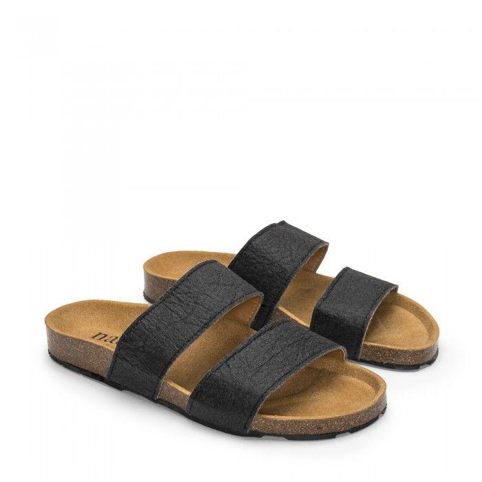 Karia Black sandales veganes