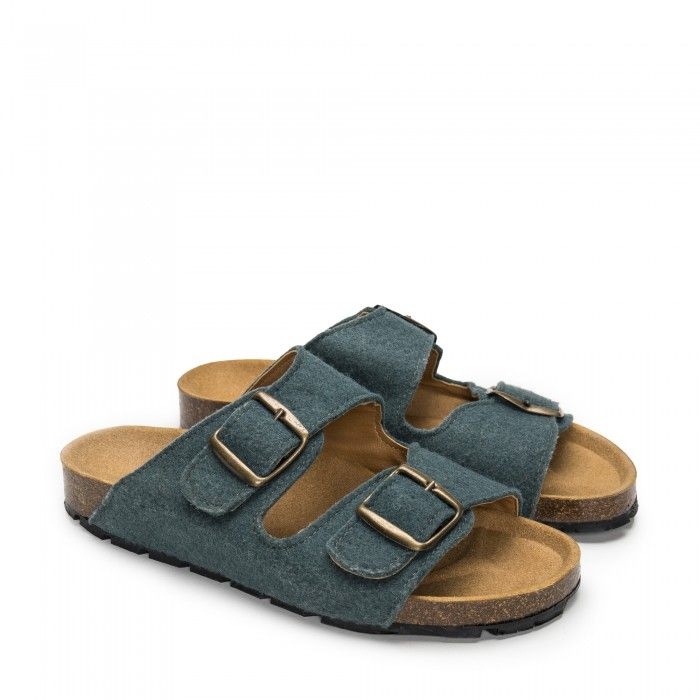 Darco Green PET vegan sandal