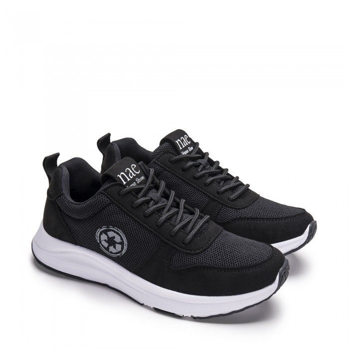 Jor Black zapatillas veganas de running