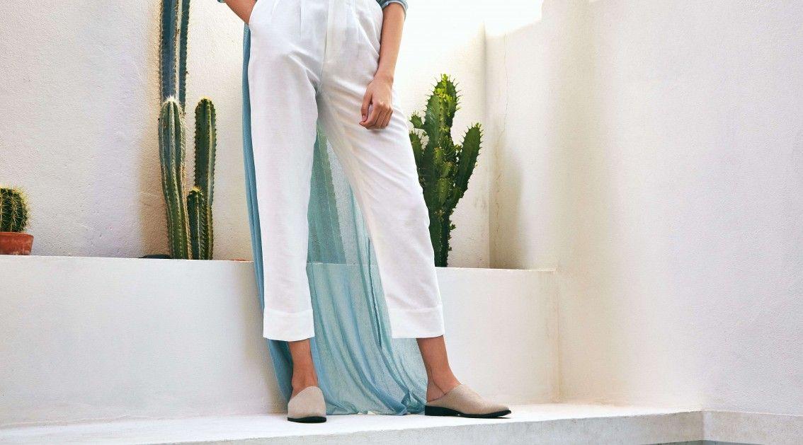 Avance um passo à frente em estilo, com a nova coleção de Primavera/Verão