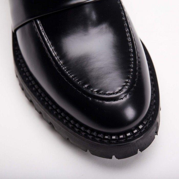 Elena Black sapatos vegan