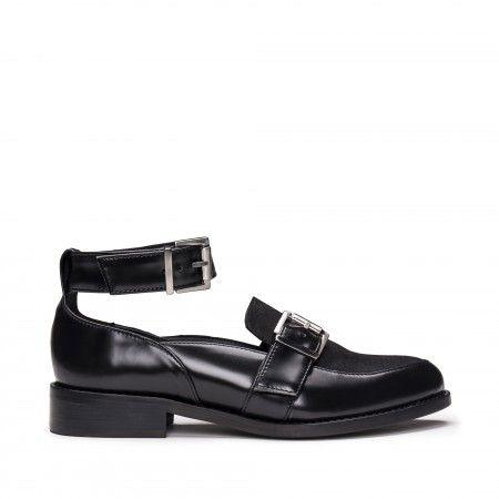 Luna Black Micro chaussures véganes