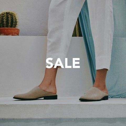 Women's sales - Spring/Summer 21
