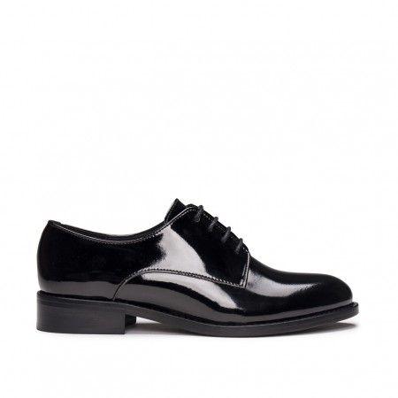 Olaya Black chaussures véganes