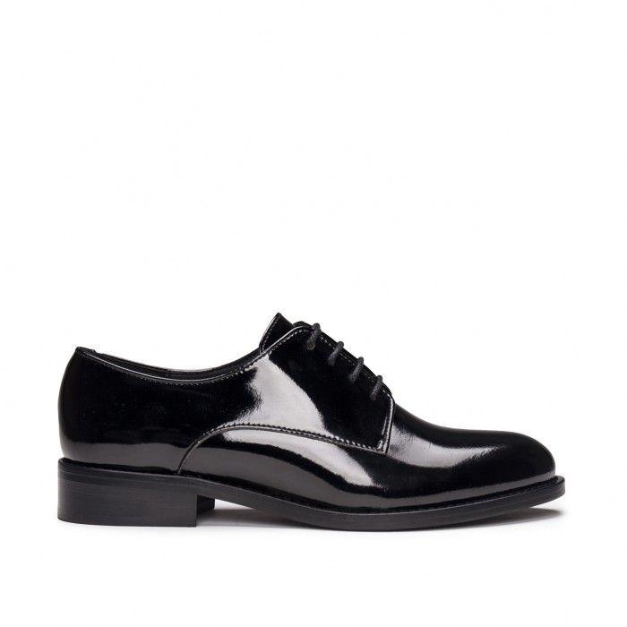 Olaya Black vegane Schuhe