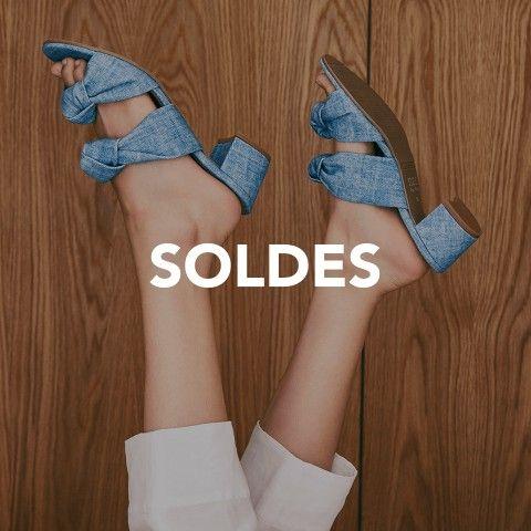 Soldes Femme - Printemps/Été 21