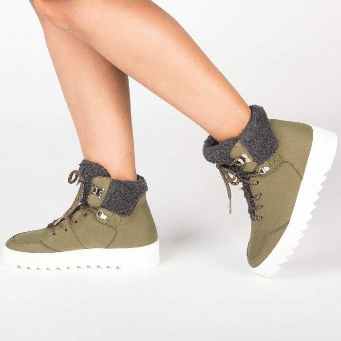 Bego Suede- vegane Boots