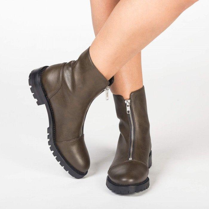 Tecla Micro- vegane Boots