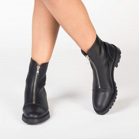 Tecla Micro vegan boots
