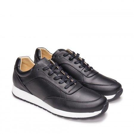Malin Black- vegane Sneakers