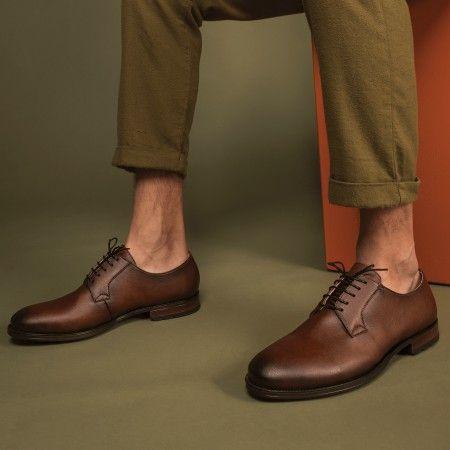 Mikel Brown vegan shoes